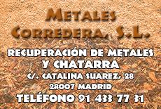 Metales Corredera