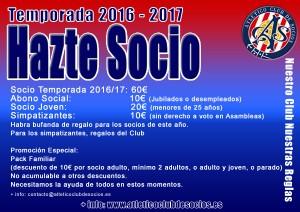 Socios 2016