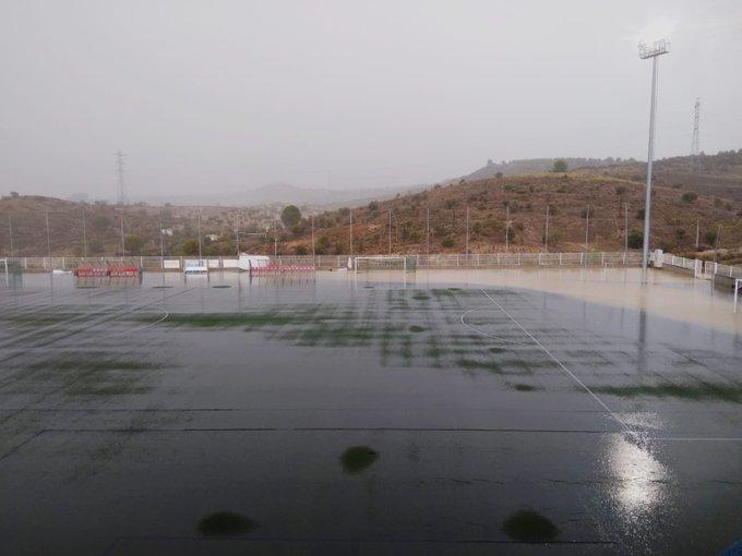 foto lluvia porteria